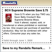 Mobile Marketing Case Studies - Safeway___Randalls
